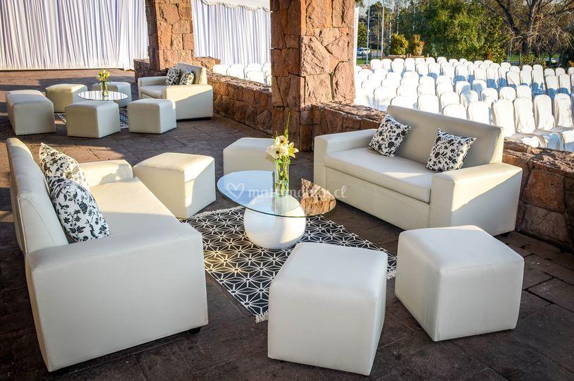 Mobiliario lounge