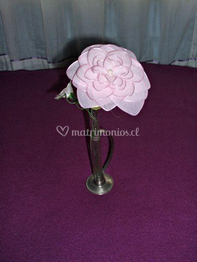 Rosa japonesa 34 pétalos