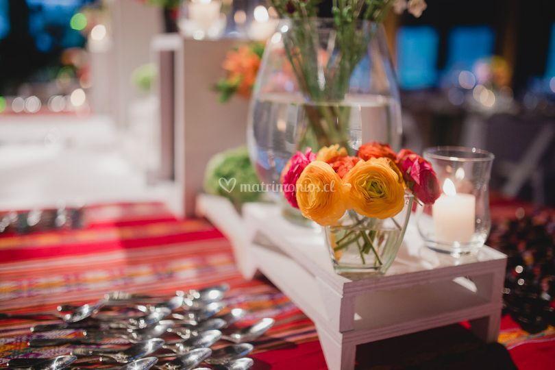 Javiera Gazitúa Gourmet & Eventos