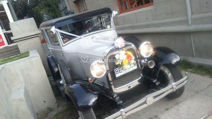 Auto de novios