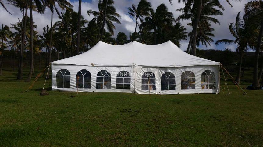 Matrimonios en playa Anakena