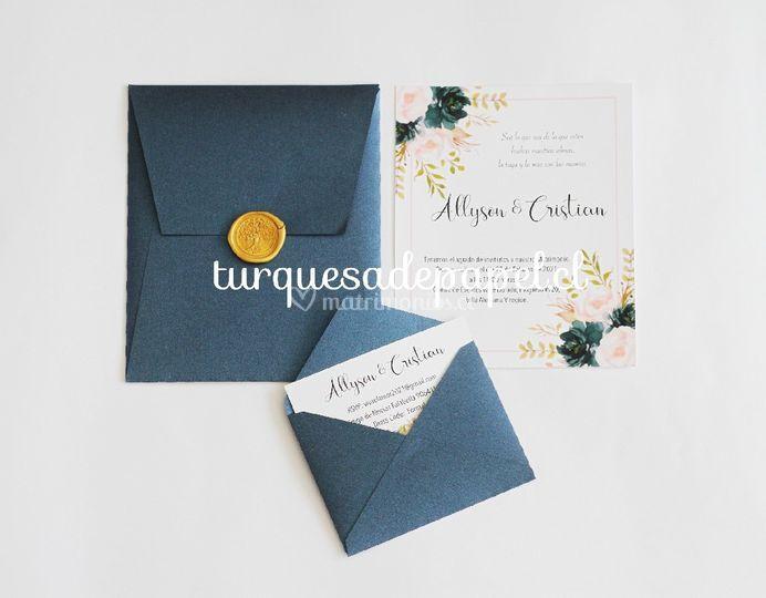 Invitación Allyson