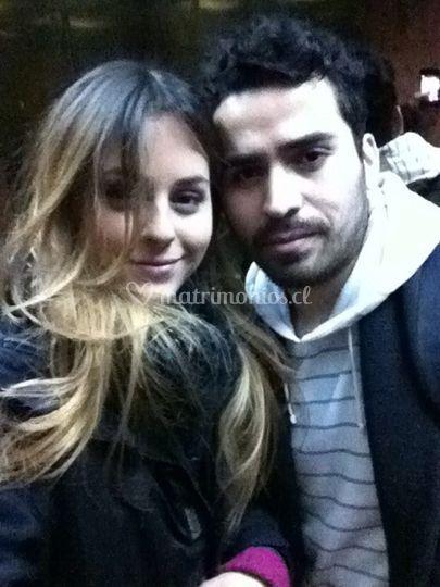 Isabel y Omar