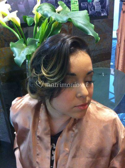 Isabel Cabrera make up