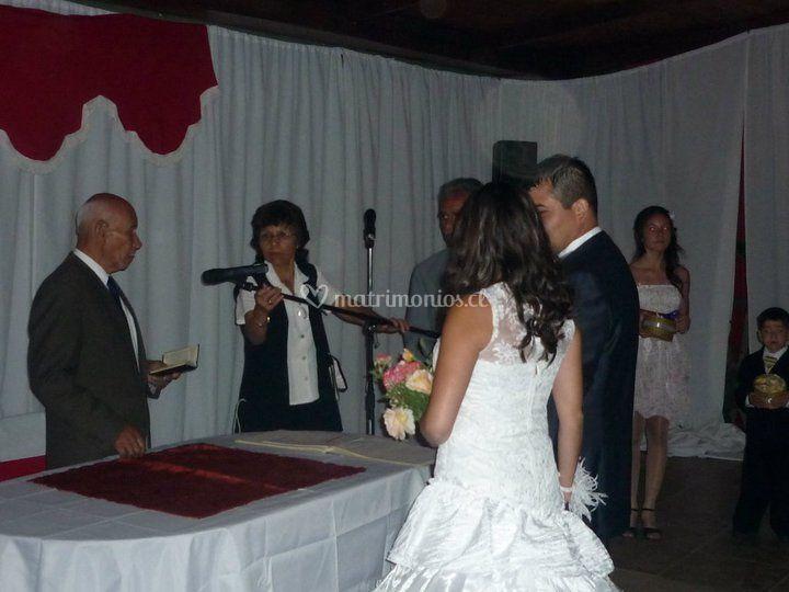Quincho ceremonia civil