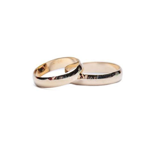 Anillos Matrimonio 401
