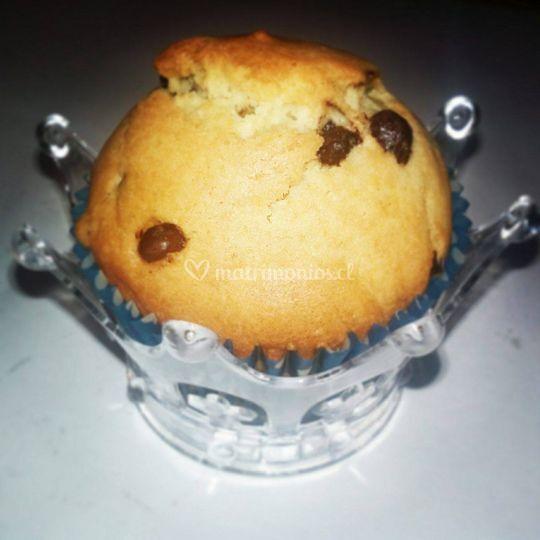 Cupcakes sabor almendras