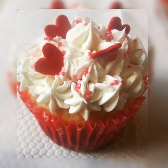 Cupcakes de almendras