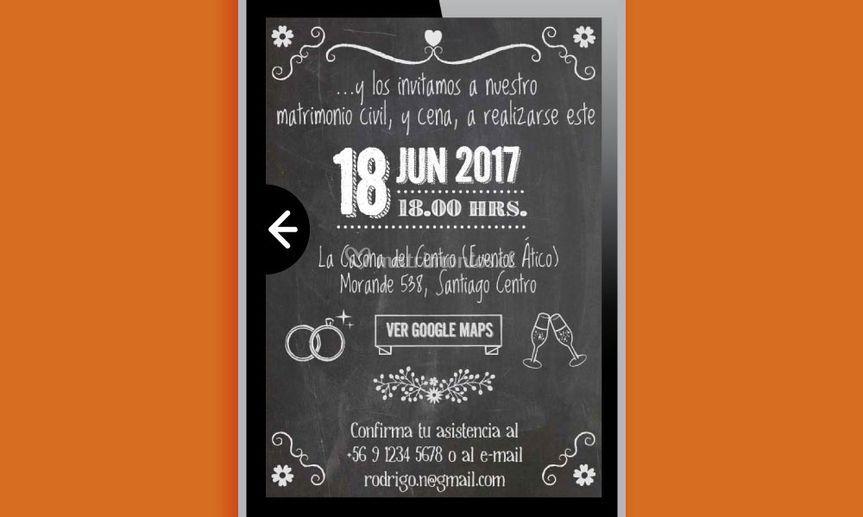 Invitación pizarra (digital)
