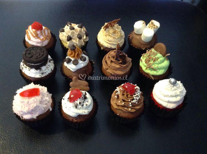 Mini Cupcake Gourmet