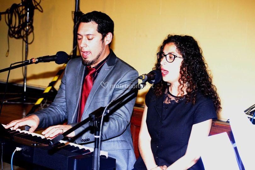 Miguel y Gaby