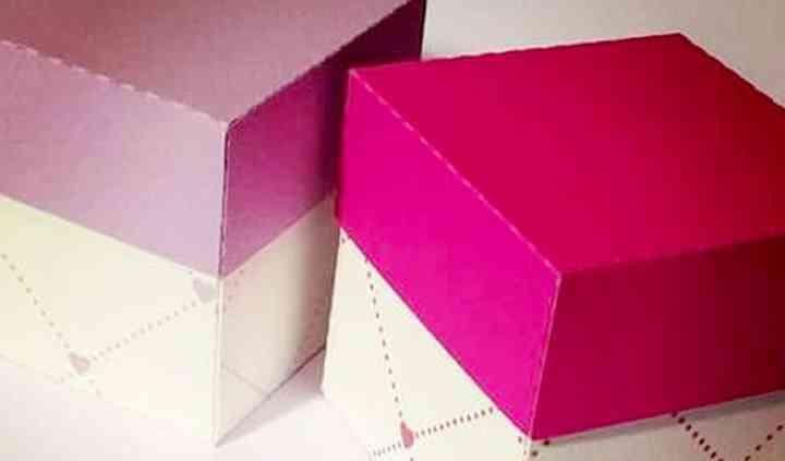 Souvenir - Caja corazón