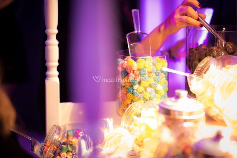 Deliciosos caramelos