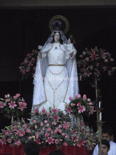 Virgen de la pompeya