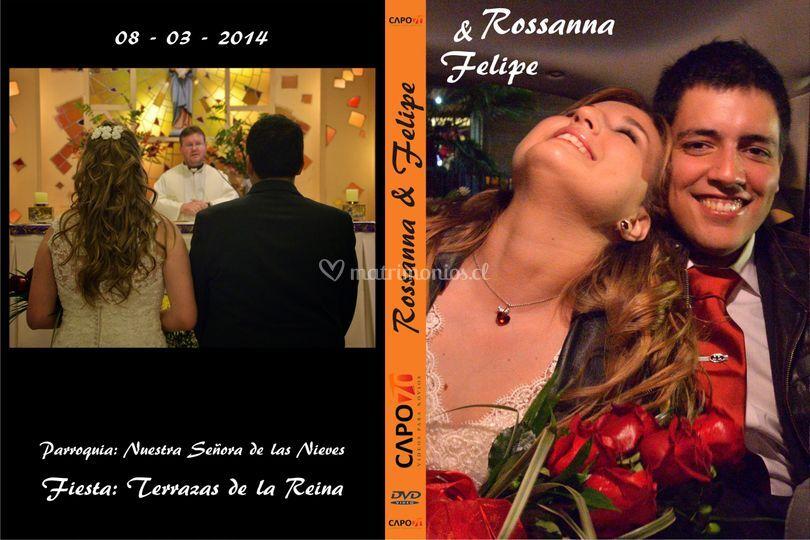 Rossanna y Felipe