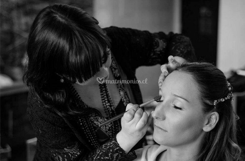 Carola Riffo Makeup