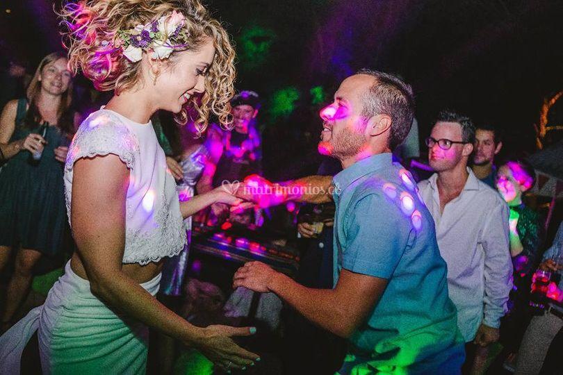 Matrimonio dj nacho Arevalo