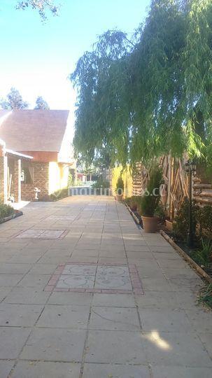 Casa de Eventos El Jardín