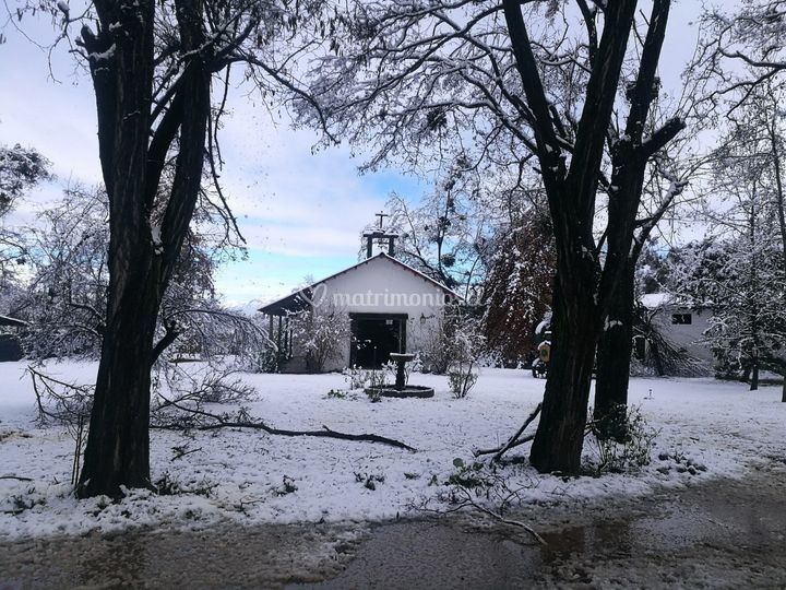 Capilla nevada
