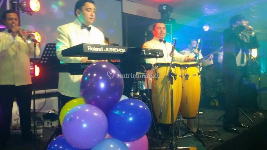 Sonora Banda Latina