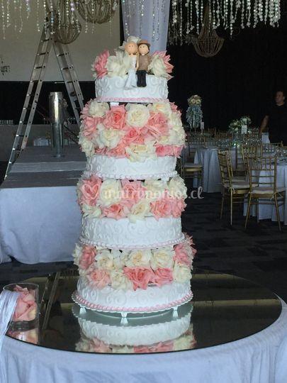 Torre de tortas