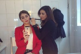 Javiera Veloso Makeup Artist