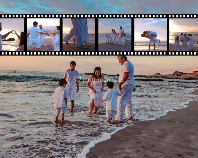 Video para mostrar en la boda