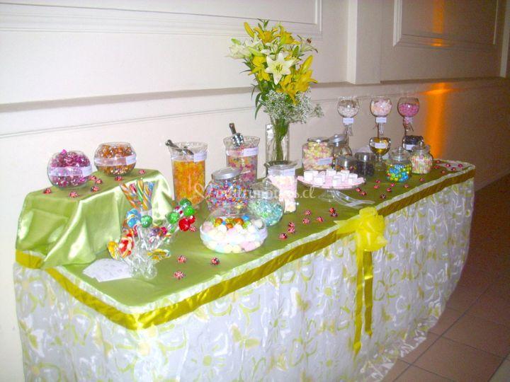 Candy para buffet