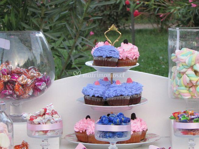 Cupcakes y dulces