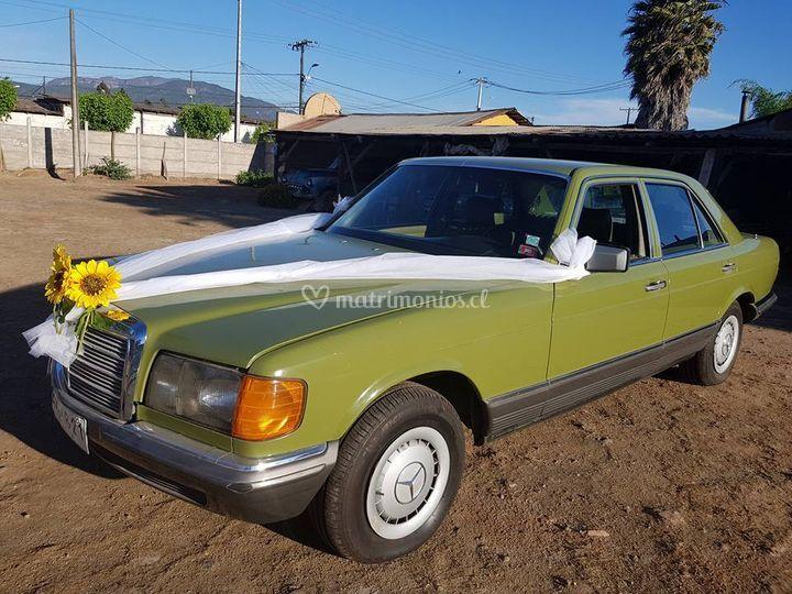 Mercedez Benz 280S 1981