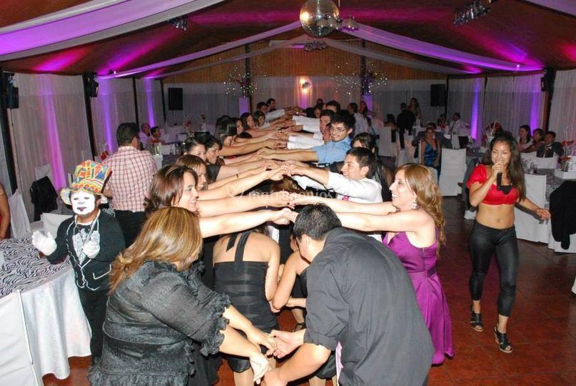 Baile dinámico