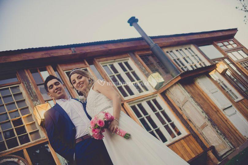 Jenny y Francisco