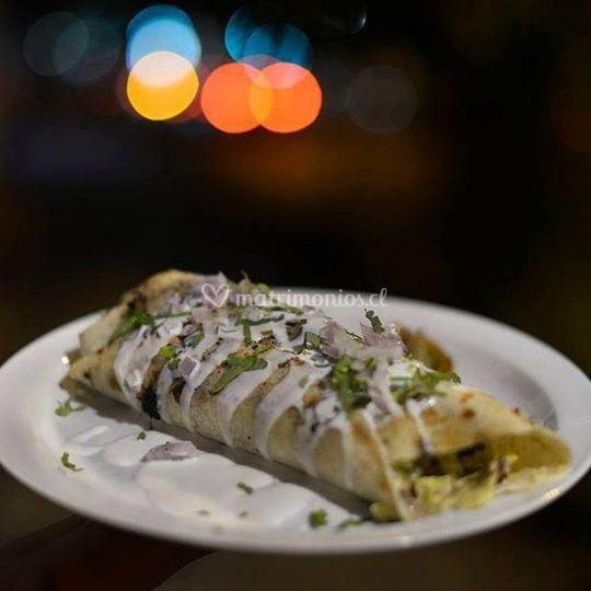 Burrito/wrap