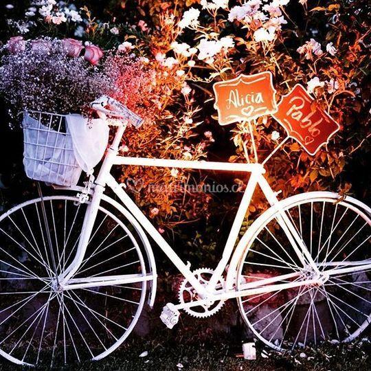 Bicicleta Alici & Pablo