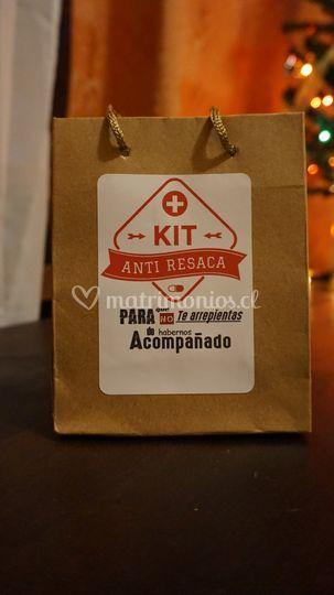 Kit Antiresaca