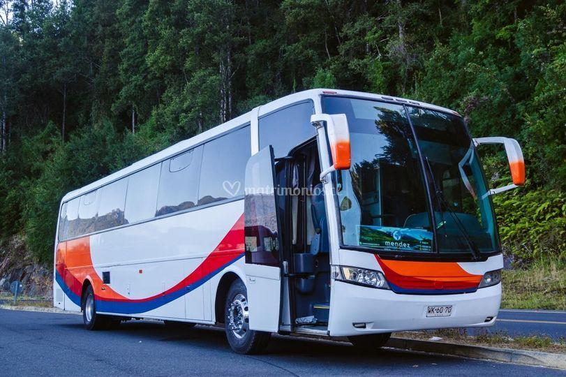 Transporte para invitados