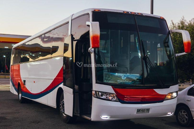 Bus para invitados
