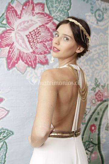 Vestido modelo Maria José