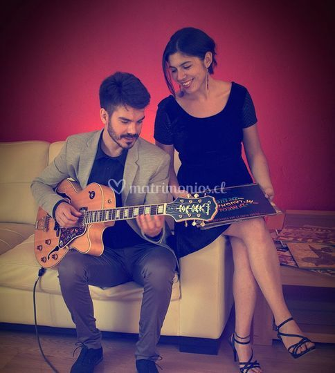 Dani y Gabriel