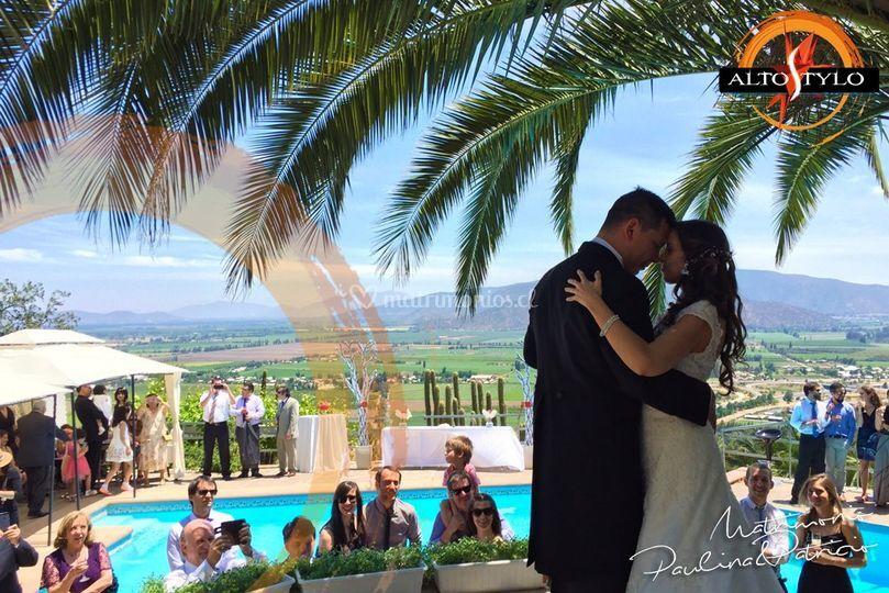 Matrimonio en BordeCielo