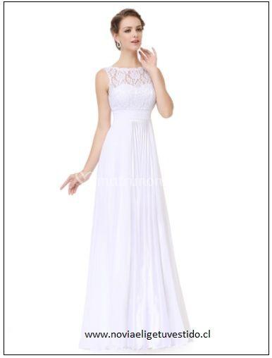 Vestido de novia 12