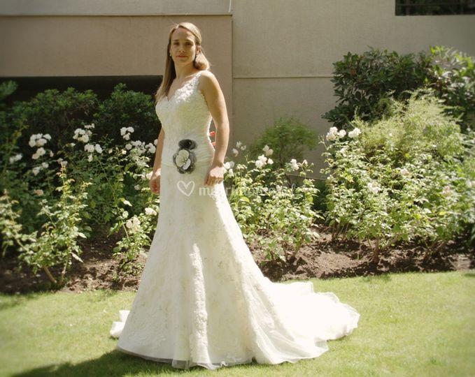 Vestido de novia 3