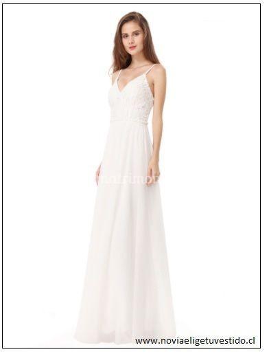 Vestido de novia 10