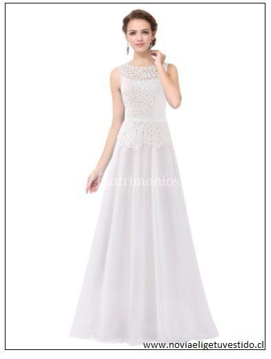 Vestido de novia 11