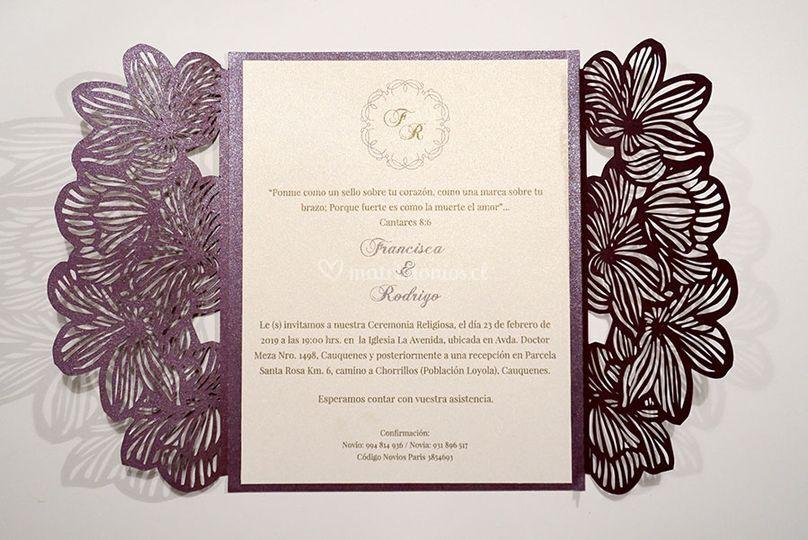 Flowers purpura