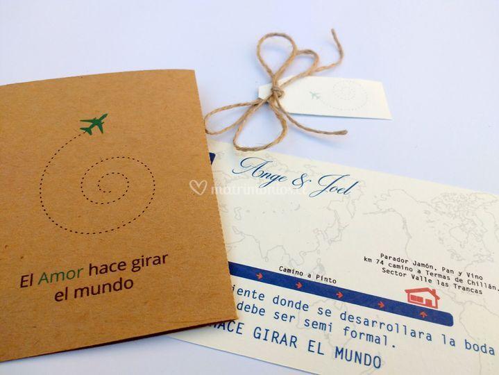 Passport vintage