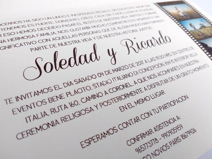 Soledad vintage