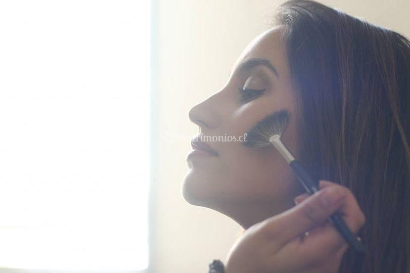 Maquilladora en Rancagua