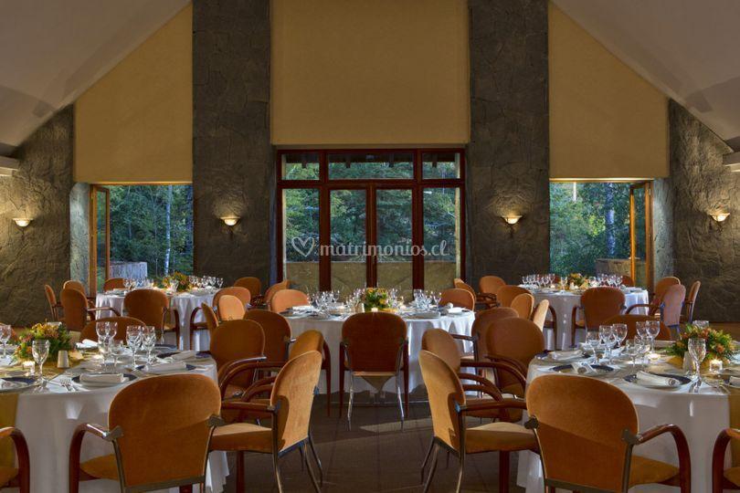 Salón Araucanía Banquete