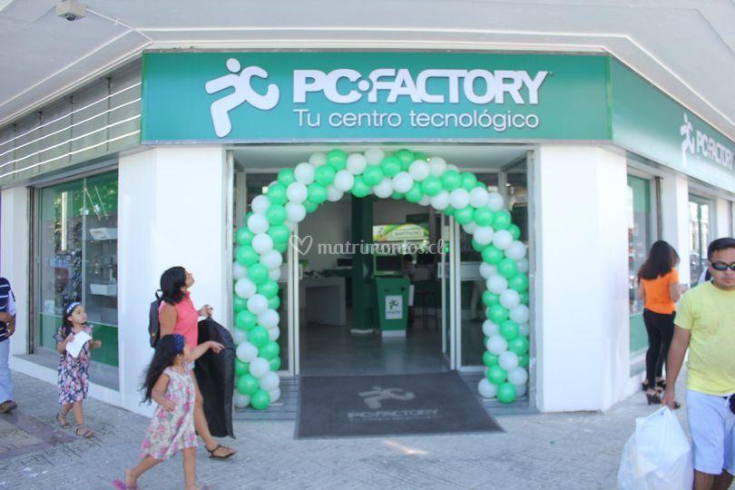 Pc factory